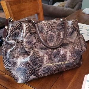 Dooney and bourke bag..new condition